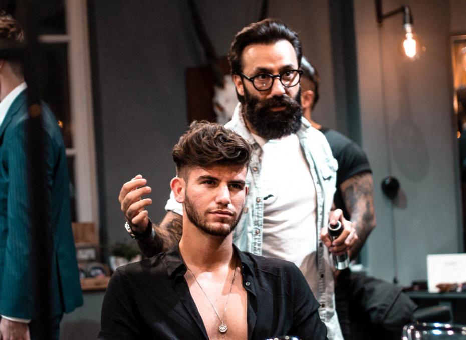 hårkräm för män