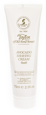 Avocado Shaving Cream 75 ml