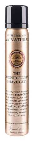 The Mighty Fluffy Shave Gel